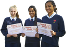 Secondary School Winners